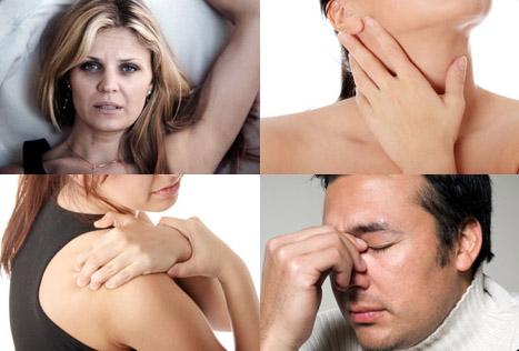Smärta och trötthet - ME, Kroniskt trötthetssyndrom, fibromyalgi.