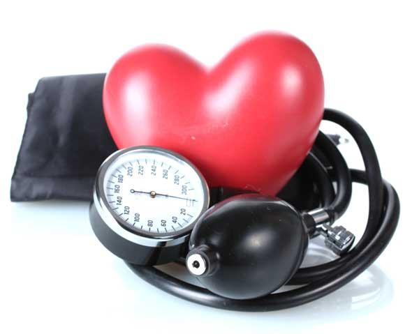 Blodtryck - högt blodtryck är skadligt för hälsan.