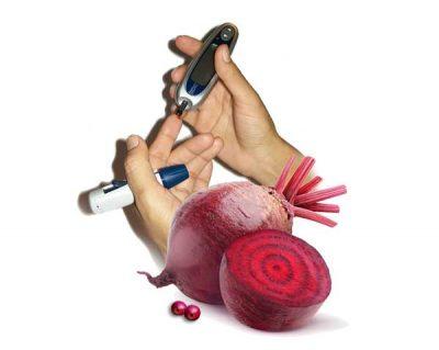 Rödbetor och diabetes, nitrater i rödbetor skyddar mot diabetes typ 2 och relaterade sjukdomar, kombinerat med antioxidanter i lingon fås ännu bättre effekt.