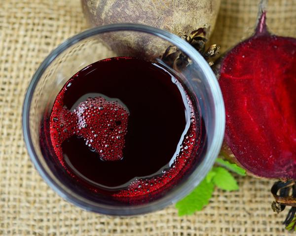 Rödbetsjuice - positiv effekt för hjärt-lungsjuka (PAH)